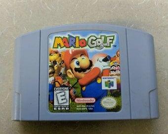 Mario Golf  Nintendo 64 N64