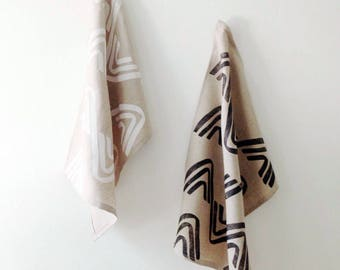 Canyon Tea Towel