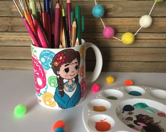 Little Frida Mug