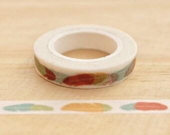 Mini tape Masking tape pen, Washi tape, adhesive, deco Ribbon, scrapbooking
