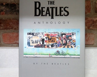 Vintage The Beatles Anthology by The Beatles, John Lennon, George Harrison, Ringo Starr Hard Back Vintage Collections of Stories and Photos