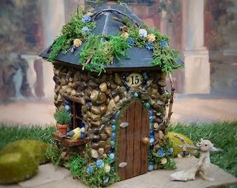Fairy House/ Outdoor Fairy House/ The Alana Cottage