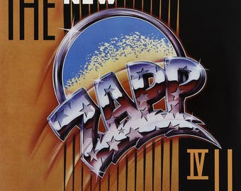"""Zapp - """"The New Zapp IV U"""" vinyl"""