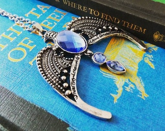 Harry Potter Ravenclaw's Diadem Necklace