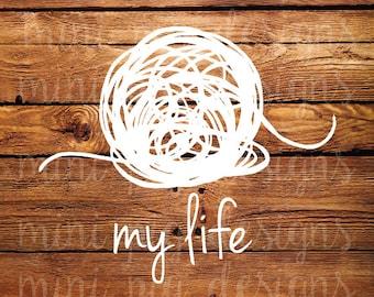 My Life SVG