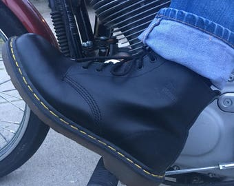 Doc Martens made in England