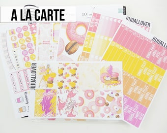 The Sweet Life: A LA CARTE  for Vertical Planners