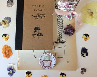 Lavender Nature Set