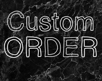 Custom Spirit Jersey Order