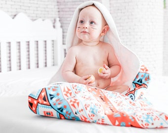 Hooded Towel, Baby Beach Towel, Toddler Hooded Towel, Boys Hooded Towel, Kids Bath Towel, Hooded Kids Towel, New Baby Gift,Hooded Towel Wrap
