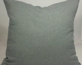 Gray Cushion Cover.