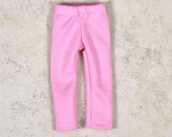 Leggings 14.5 inch doll clothes Pink