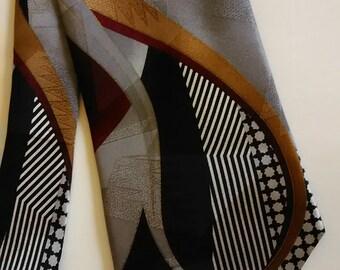 515.  J.T. Beckett silk necktie