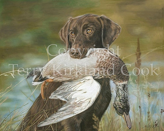 Reserved for McKenzie Special Order 'The Chocolate' Fine Art Print