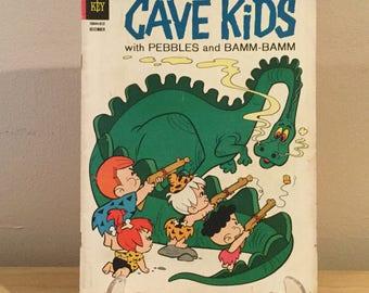 Hanna Barbera Cave Kids Comic