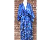 1980s Kimono Robe (M/L)
