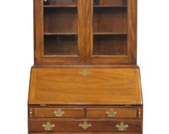 HICKORY American Masterpiece 45″ Mahogany Secretary Desk 2940-93
