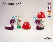 Pattern - Reureu the Guardian Snail
