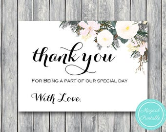Wedding Thank you cards, Thank you notes, Wedding Favor Cards, Shower Favors, Bridal Shower Thank you cards, Favors WD69 dd TH21 WI15