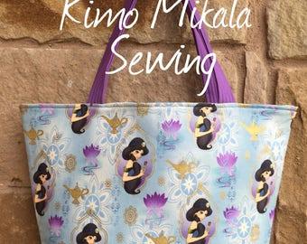 Disney Princess Jasmine Inspired Handbag/Shoulder Bag