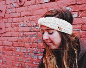 Elizabeth Headband - Ear Warmer