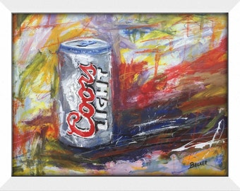 Coors Light (landscape)