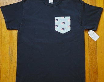 Spam Musubi Pocket Tee