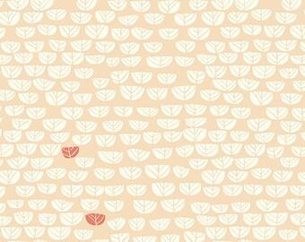 0N SALE 2nd Markdown Cotton Poplin Hidden Garden Collection By Birch Organic Fabrics