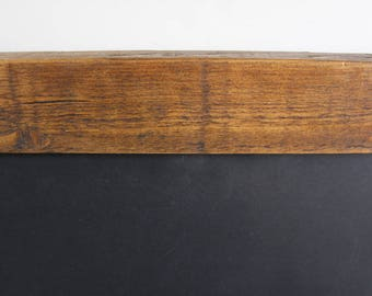 Reclaimed Timber Framed Blackboards (Landscape or Portrait, 103cm x 72cm)