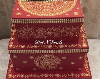 sc 1 st  Etsy & Wedding money box   Etsy Aboutintivar.Com