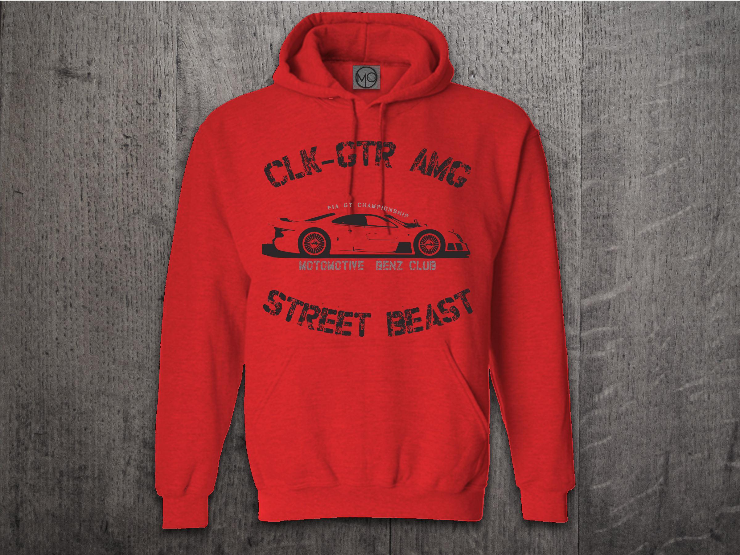 Clk gtr hoodie cars hoodies mercedes benz hoodies for Mercedes benz hoodie