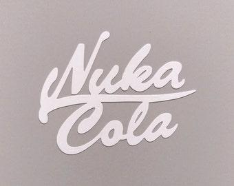Nuka Cola Decal