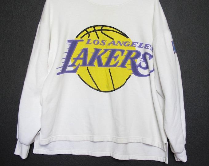 Los Angeles Lakers NBA 1990's vintage Sweatshirt