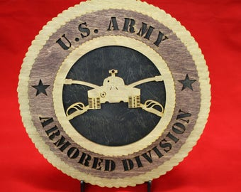 US ARMY Armored Division Tribute