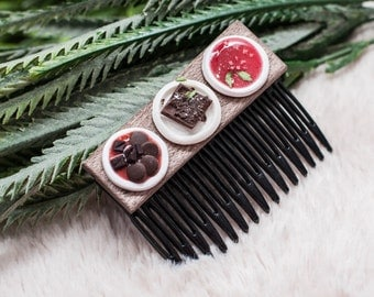 Hair Comb Miniature table
