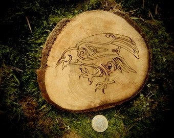 Mind of the Raven, Hugin, Munin