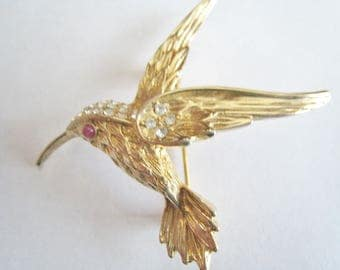 Humming Bird Pin  (  99  )