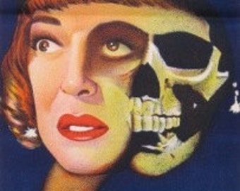 Dead Ringer AKA Who Is Buried In My Grave  - Bette Davis - 1964 Original Australian Daybill