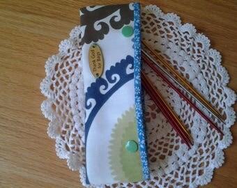 DPN Cozy, Circular Needle Keeper, Knitters handy tool