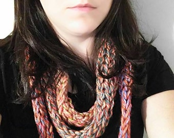 scarves/infinity scarf/scarf/accessories/fashion/necklace