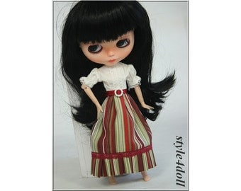 style4doll - Dress for Blythe- fit for original Blythe body and for Pure Neemo S body