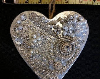 Beautiful Bling Heart