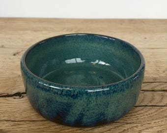 Handmade unique ceramic blue bowls – Handmade Pottery – Trinket Dish – Small Bowl – Dipping Bowl