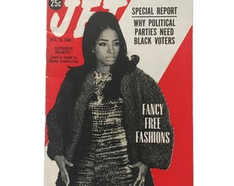 Jet Magazine, October 10, 1968.