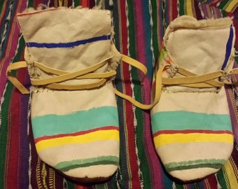 Soft-sole Moccasins