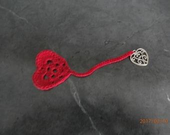 Heart Bookmark #41