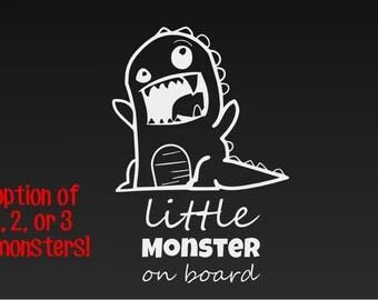 Little Monster on Board - Little Monsters on Board