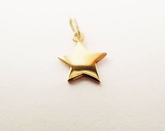 Pendant Star Gold 333 / you can buy me, but I want to be from 28.08. made or sent