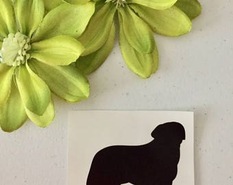Rottwiler  Dog Car decal, vinyl decal , special order any dog decals