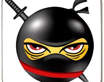 Ninja Emoji Etsy
